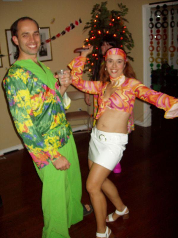 Justin and Sandra Ewing