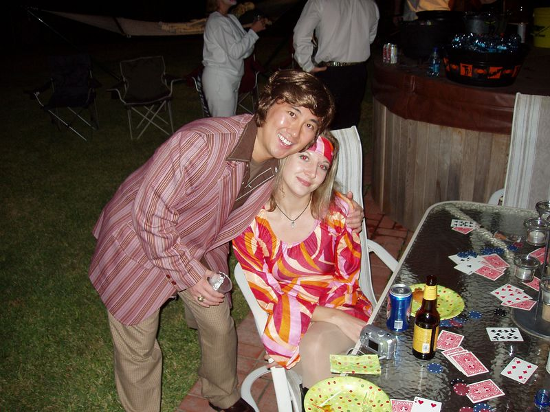 Dean and Kristi