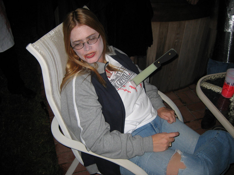 Another of Jason's camp Crystal Lake victims