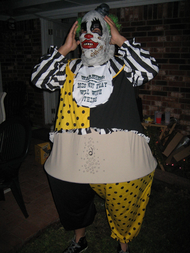 Evil Clown (Ken)