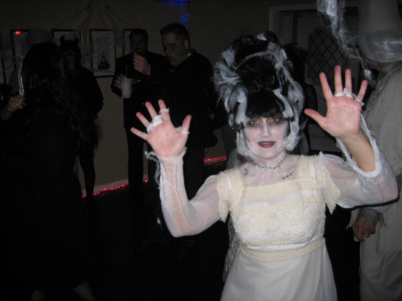 bride of Frankenstein (MeLinda)