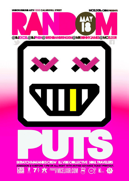 mcelixir.com presents RANDOM
