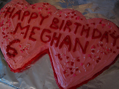 Meghan's 6th Birthday