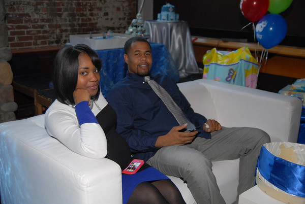 Meka & Juan Baby Shower Nov 2013