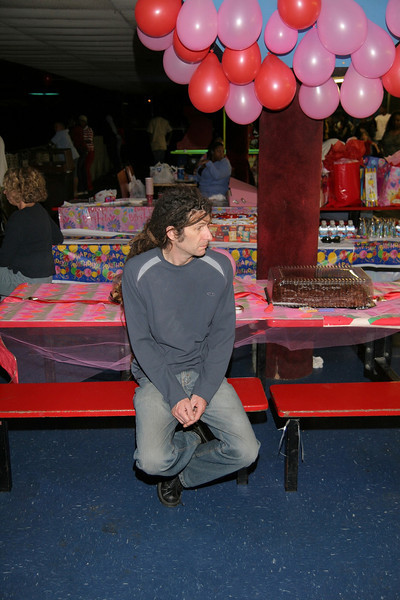 Melodee skating party - Feb. 10, 2008