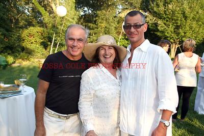 Peter Olsen, Ayse Kenmore, Michael Katz.
