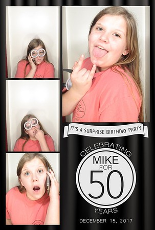 Celebrating Mike for 50 Years
