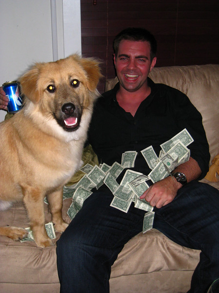 Gus wanted the dirty strip club singles