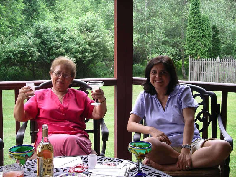 Diana's Mother joined us for my birthday and REALLY enjoyed herself.