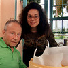 Joan and her husband Elliot Walsey - Milton Walsey 100th birthday party, Marriott Hotel, Boca Raton, Florida. Dec. 10, 2011