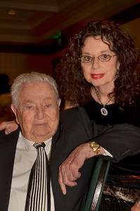 Milton Walsey 100th birthday party, Marriott Hotel, Boca Raton, Florida. Dec. 10, 2011