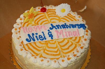 minal-neil's 5th wedding anniversary