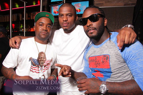 Pank's B-Day Party at Mirage Baltimore 4-Aug-2012
