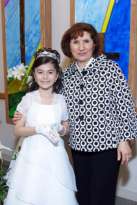 Mirella's 1st Communion_18