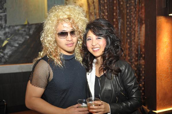 Modern Hair Halloween 2011
