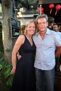 Laura Scott, Steve Saide