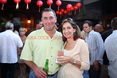 Mark McGarry, Jackie Corso