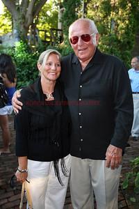 Joan Hegner, Ray Hegner