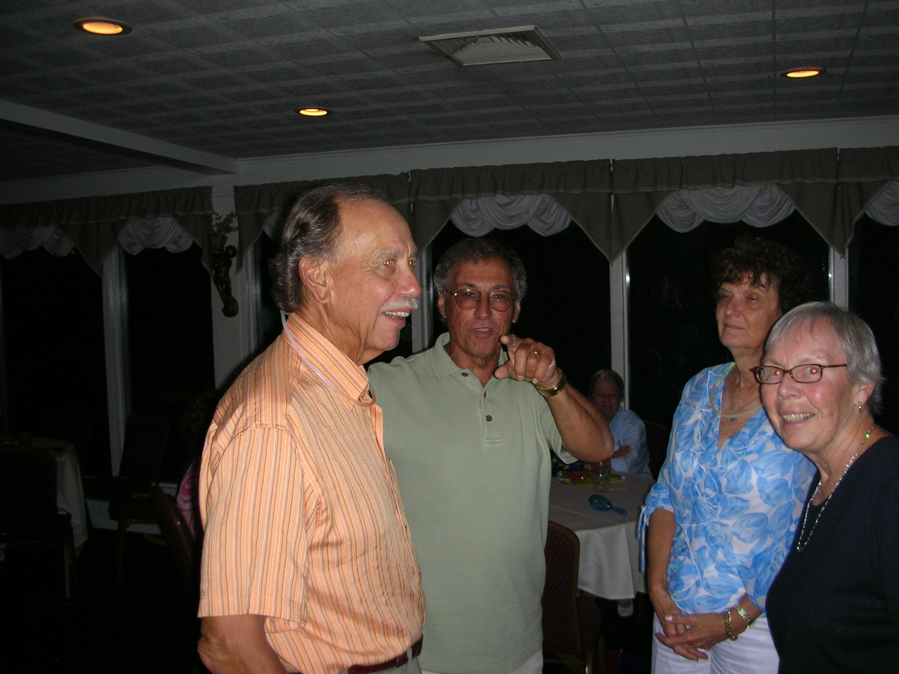 Mom and Dad at thier 50th wedding anniversary at the Ocean Acres Country Club in Manahawkin New Jersey.