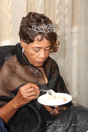 Ms Martha Brown's 80th birthday celebration August 27 2016