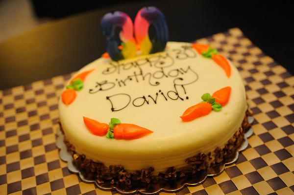 My 30th Birthday Celebration
