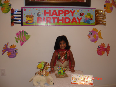 My 3rd Birthday pictures