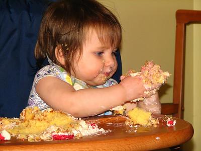 My Niece Gabrielle's 1st Birthday