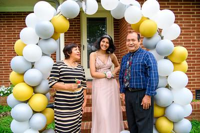 Mya Nunez Sweet 16 Celebration 6-27-2020 by Jon Strayhorn
