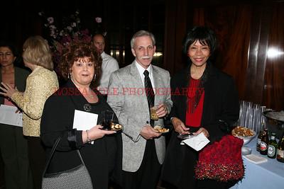 Susan Hammond, Garrett Rector, Arlene Horton