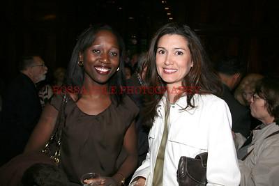 Mirabel Gombe, Jennifer Hallman