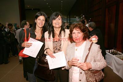 Debbie Squiccimarri, Cynthia Candrilli, Kathy Salvo