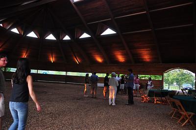 ND sendoff Gainesway Farm August 09