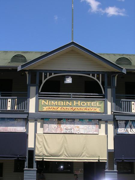 Nimbin pub