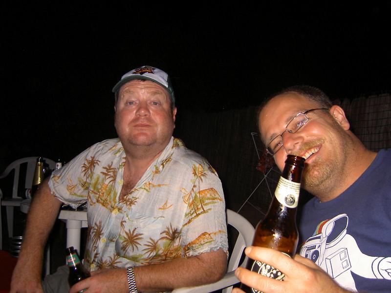 Scott and Simon