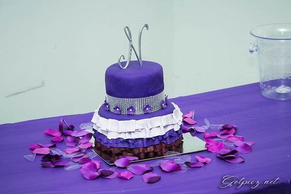 Nadine Birthday Celebration April 17 2015