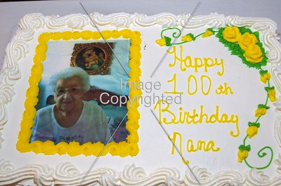 Nana's 100th Birthday Party_04