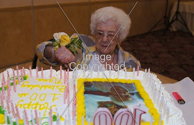 Nana's 100th Birthday Party_16