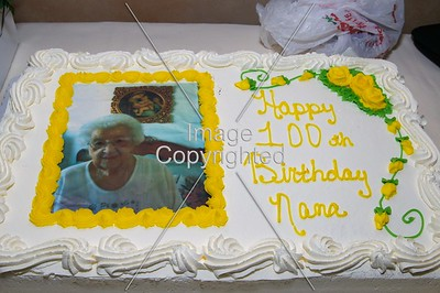 Nana's 100th Birthday Party_02