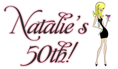 Natalie's 50th