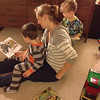 Nate's Third Birthday, 11/3/13, Portland