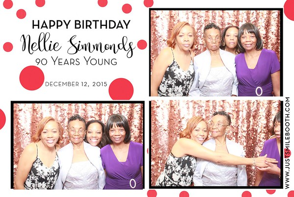 Nelly Simmonds 90th Birthday Celebration
