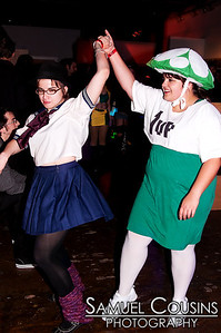 Coast City ComicCon's Nerd Rave