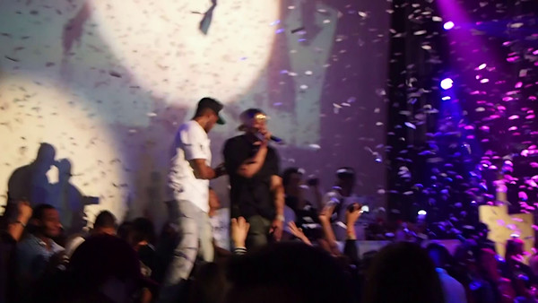 New Definition Launch Party Hosted by Nelly at Supperclub 10.19.14