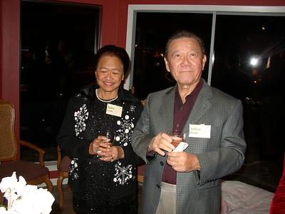 Violet and Arthur Conde