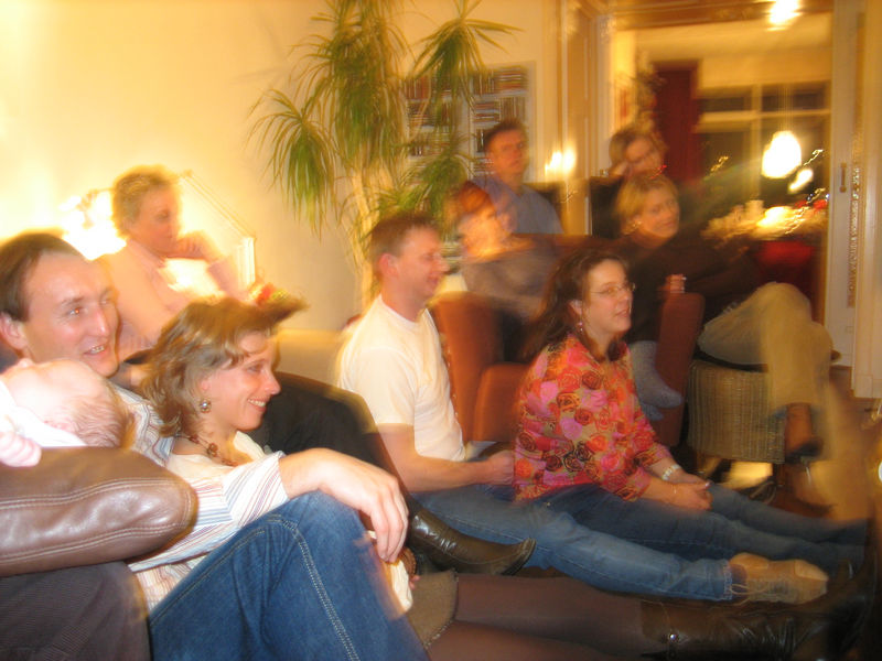 All of us watching more TV
