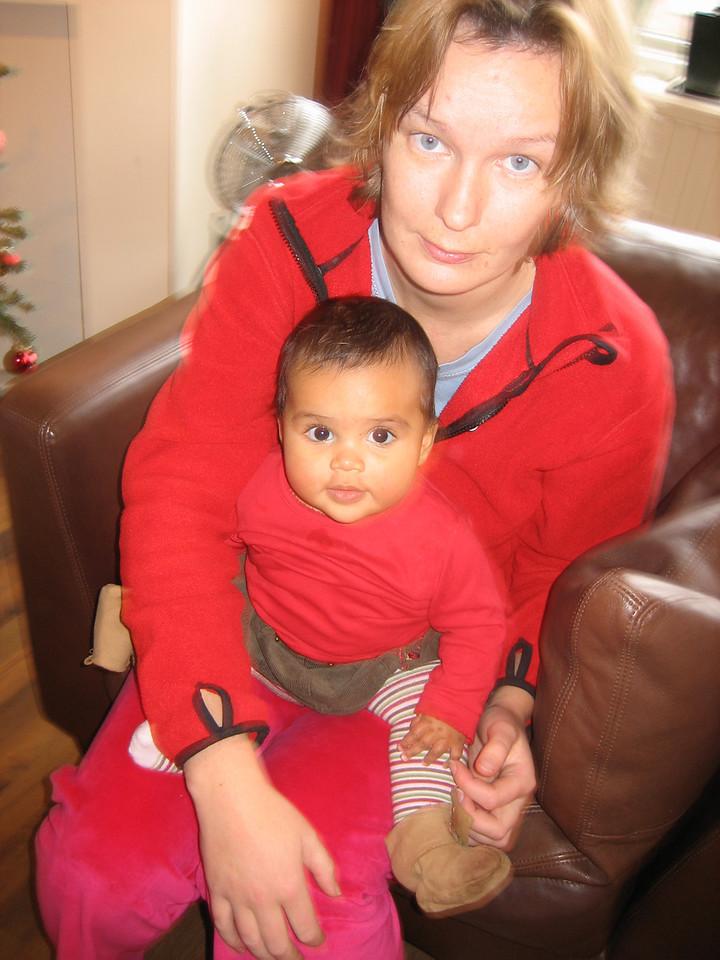 Petra and Anneli