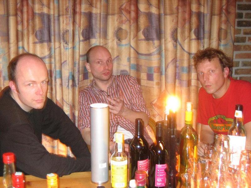 wine, ber and Polish vodka