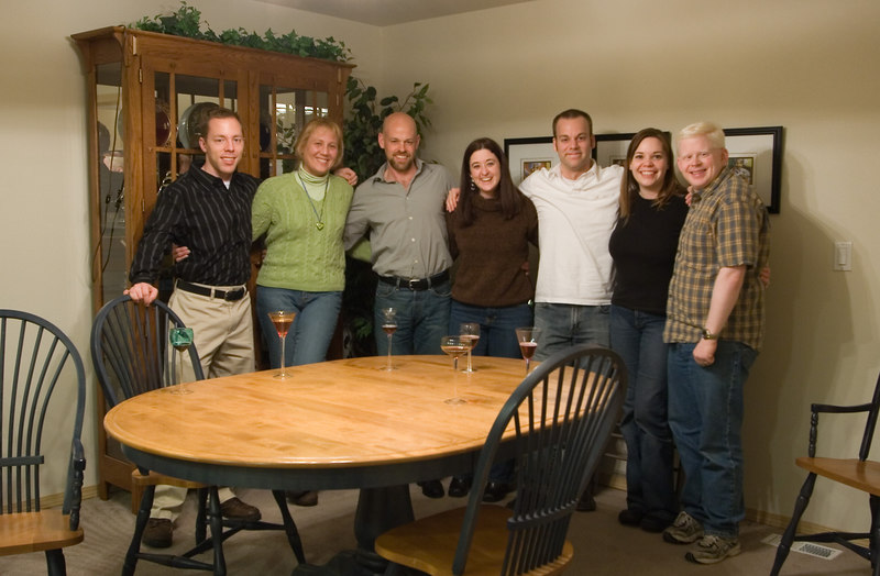 New Year's Eve Party with Sydney, Lyle, Brandy, Rodney, and Jim