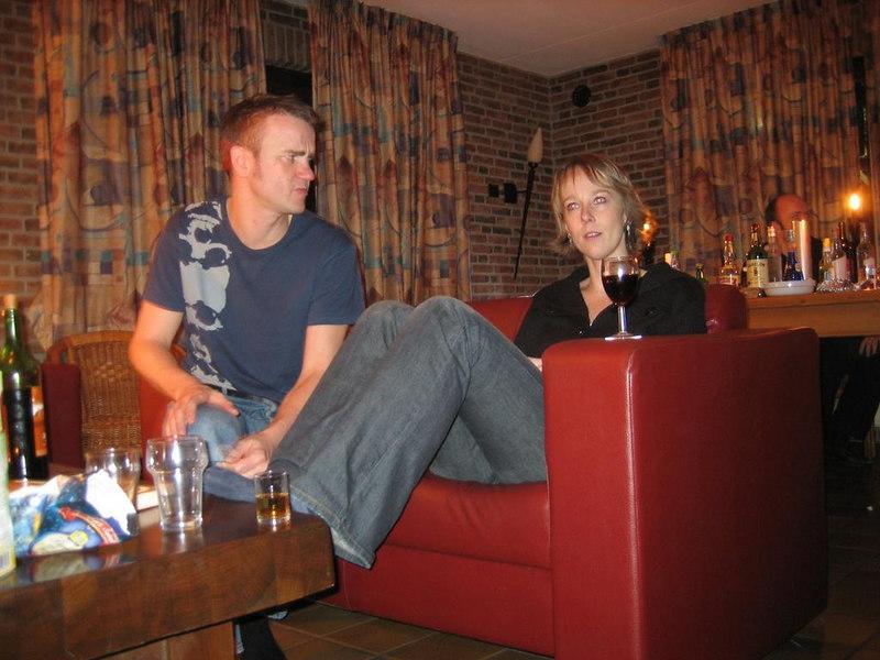 Sjoerd and Anke