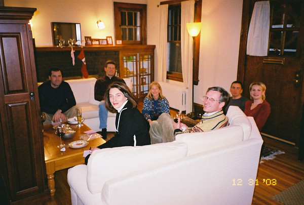 2003 New Years Eve Party